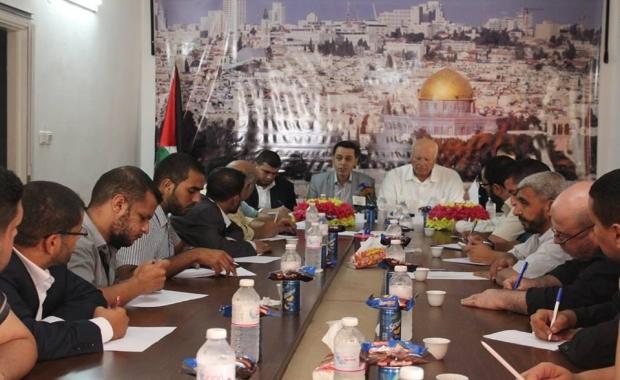 (خلال ورشة نظمتها حركة المجاهدين الفلسطينية ومركز إيلياء للدراسات مشاركون يؤكدون على ان اتفاق